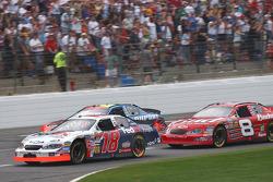 Bobby Labonte and Jeff Gordon, Dale Earnhardt Jr.