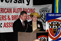 AAWRBA breakfast: Dusty Brandel receives the City of Indianapolis's