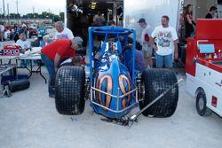 The Racewell.com #90, driven by John Heydenreich