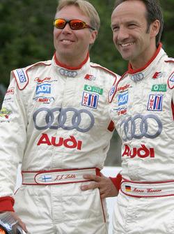 JJ Lehto et Marco Werner