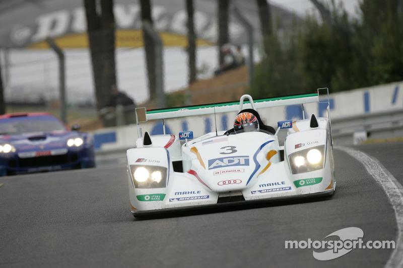 Champion Racing Audi R8 : JJ Lehto, Marco Werner