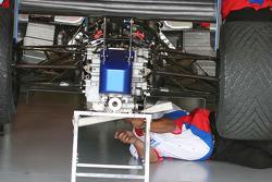 Work before qualifying