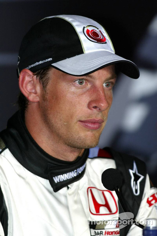 Press conference: pole winner Jenson Button