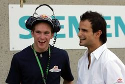 Scott Speed y Vitantonio Liuzzi