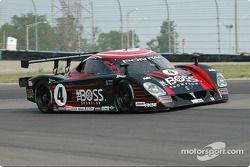 #4 Howard - Boss Motorsports Pontiac Crawford: Butch Leitzinger;Elliott Forbes-Robinson