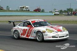#36 TPC Racing Porsche GT3 Cup: Randy Pobst;Michael Levitas