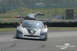 #5 Essex Racing Ford Crawford: Joe Pruskowski;Justin Pruskowski;Ross Bentley