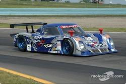 #67 Krohn Racing/ TRG Pontiac Riley: Tracy Krohn;Nic Jonsson