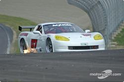 #57 Stevenson Motorsports Corvette: Tommy Riggins;John Stevenson;Vic Rice