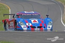 #2 CITGO - Howard - Boss Motorsports Pontiac Crawford: Andy Wallace;Milka Duno;Jan Lammers