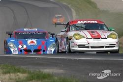 #38 TPC Racing Porsche GT3 Cup: Manuel Matos;Mike Fitzgerald