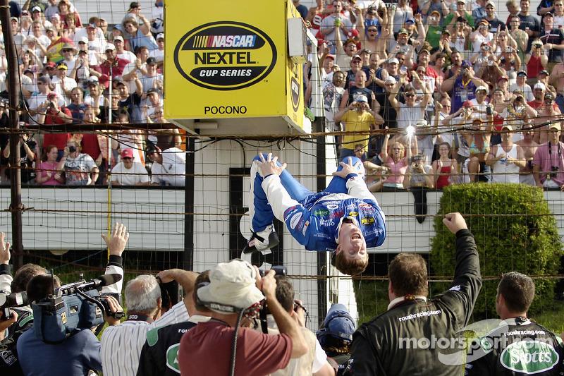 Monster Energy NASCAR Cup, Поконо, 12.06.2005