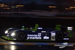 #18 Rollcentre Racing Dallara Judd: Martin Short, Joao Barbosa, Vanina Ickx