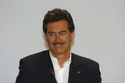 Dr Mario Theissen (BMW Motorsport Direktör)