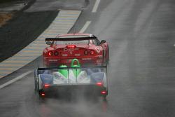 #17 Pescarolo Sport Pescarolo Judd: Sébastien Loeb, Eric Hélary, Soheil Ayari ; #51 BMS Scuderia Ita