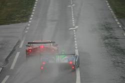 #17 Pescarolo Sport Pescarolo Judd: Sébastien Loeb, Eric Hélary, Soheil Ayari ; #51 BMS Scuderia Italia Ferrari 550 Maranello: Christian Pescatori, Fabrizio Gollin, Miguel Ramos