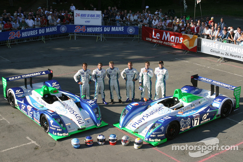 Pescarolo Sport Pescarolo Judd, Le Mans 2005