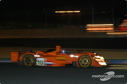 #10 Racing for Holland Dome Judd: Jan Lammers, Elton Julian, John Bosch