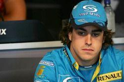 Conférence de presse de la FIA : Fernando Alonso