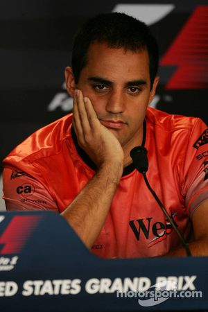 Conférence de presse de la FIA : Juan Pablo Montoya