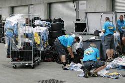 Renault s'occupe de son linge