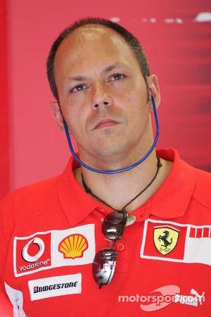 Le physio de Michael Schumacher
