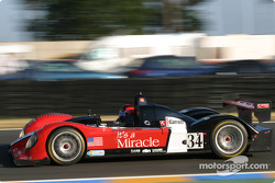 #34 Miracle Motorsports Courage AER: John Macaluso, Ian James, Andy Lally