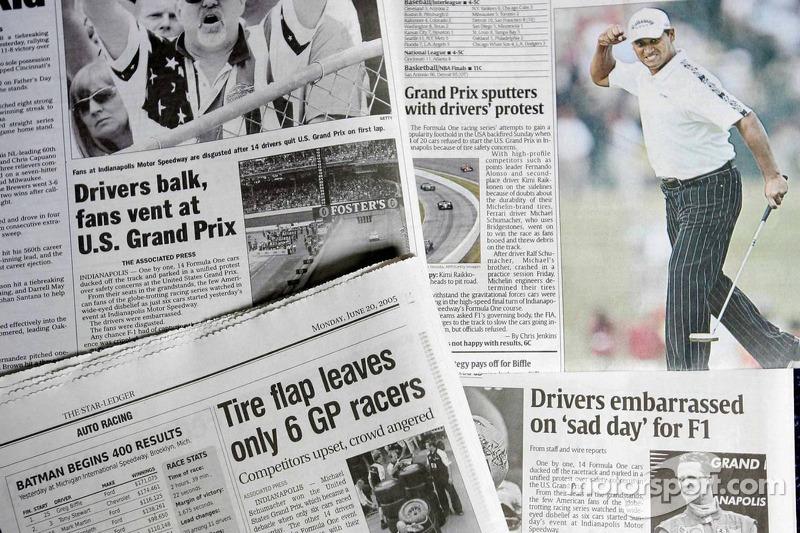 Die Schlagzeilen am Tag danach
