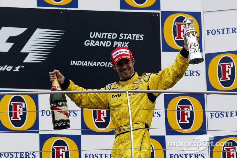9. Tiago Monteiro: Das Indy-Podium 2005 hätte es für den späteren WTCC-Piloten mit Lizenzpunkten nicht gegeben. Zwar zweifelt niemand an den Qualitäten eines Formel-Nissan-Vizemeisters, doch aufgrund mangelnder weiterer Ergebnisse hätte das Jordan-Cockpit damals nicht an den Portugiesen gehen können.