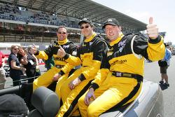 Richard Stanton, John Hartshorne and Piers Johnson