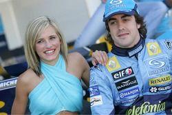 Renault F1 fotoğraf çekimi: Fernando Alonso
