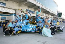 Renault F1 fotoğraf çekimi