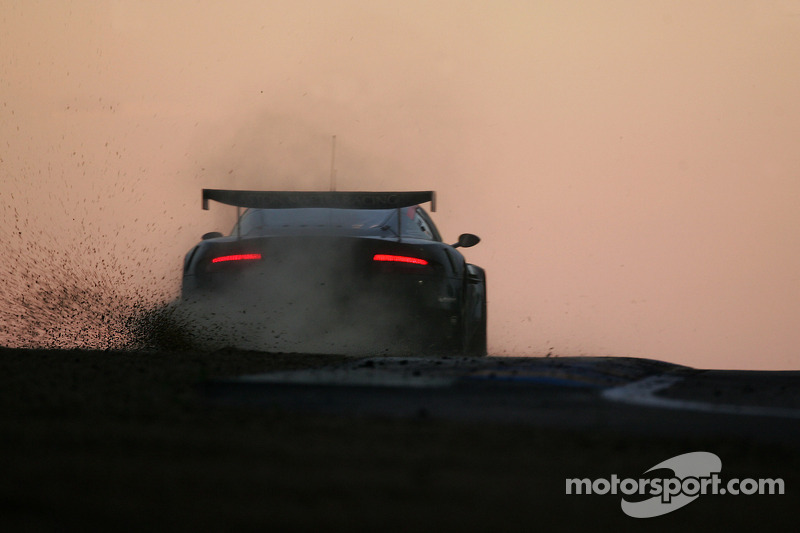 Томаш Энге, Петер Кокс, Педро Лами, Aston Martin Racing, Aston Martin DBR9 (№58)