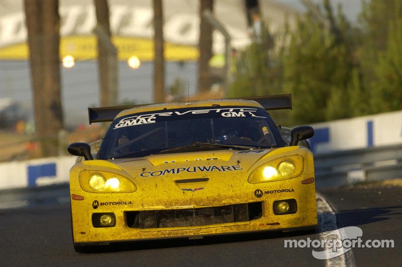 2005: #64 Corvette Racing Corvette C6-R: Olivier Gavin, Oliver Beretta, Jan Magnussen