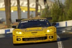 #64 Corvette Racing Corvette C6-R: Olivier Gavin, Oliver Beretta, Jan Magnussen