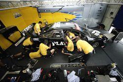 Opel crew members at work