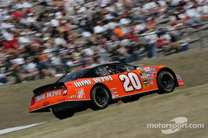 2005, Sonoma: Tony Stewart (Gibbs-Chevrolet)