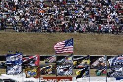 drapeaux de Fan