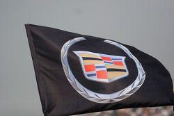 Cadillac flag