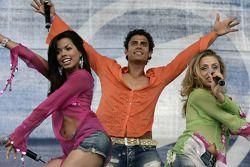 ARD Chartshow: Hot Banditoz live in stage