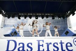 ARD Chartshow: Ruslana live in stage