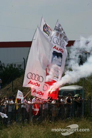 Fans at Oschersleben