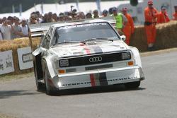 #107 1987 Audi Quattro Sport S1 'Pikes Peak', class 17