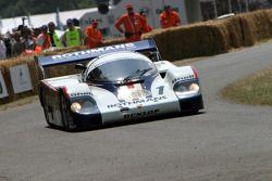 #956 1983 Porsche 956, class 19: Murray Smith