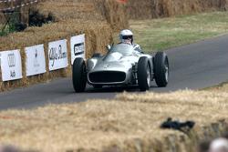 #196 Mercedes-Benz W196 de 1954: Jochen Mass