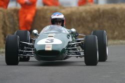 #18 Brabham-Honda BT18 de 1966 : Jenson Button
