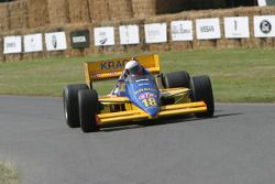 #186 March-Cosworth 86C de 1986: Danny Sullivan