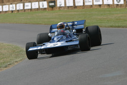 #129 Tyrrell-Cosworth 002 de 1971 : John Delane