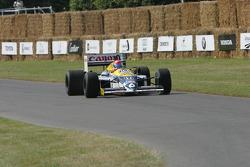 #118 Williams-Honda FW11 de 1987 : Nelson A. Piquet