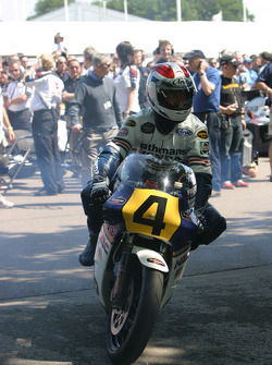 Freddie Spencer, Honda NSR500 1985